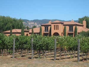 Winery on highway 29