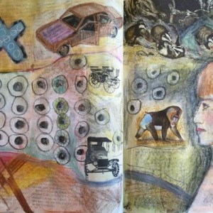 Altered Book Grace Mendez