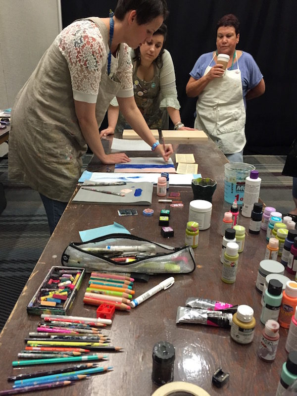 Art is You Mindy Lacefield Demo