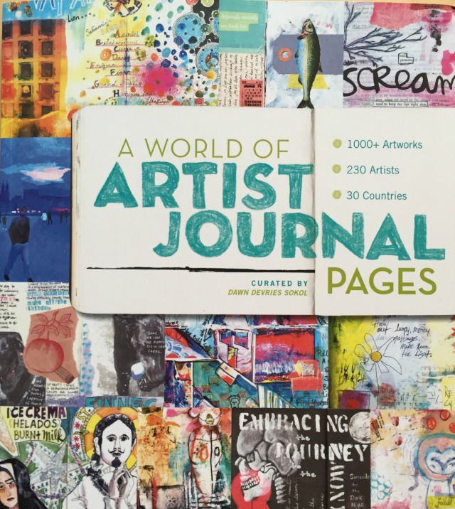 Artist Journal Pages Review by Grace Mendez