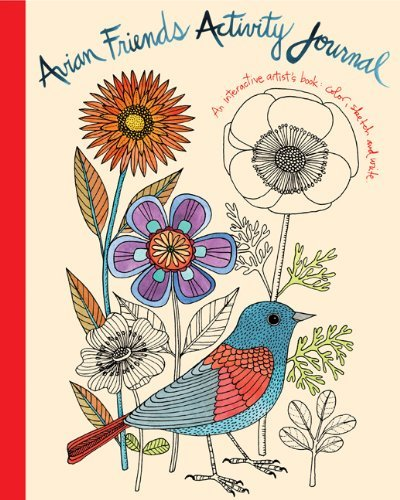 Avian Friends Activity Journal Book Review