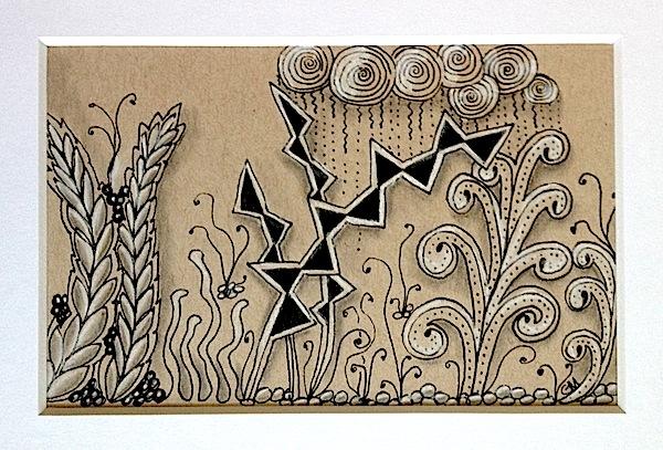 Secret Garden by Grace Mendez