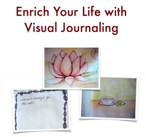 Cover of Enrich Your Life with Visual Journaling