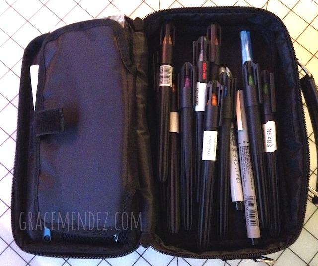Dr Ion Large Pen Compartment