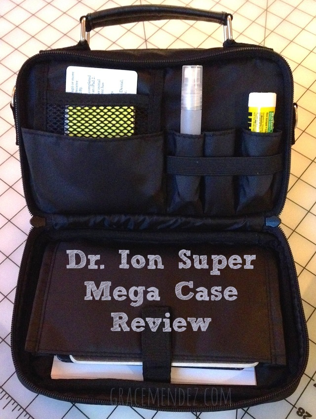 Dr Ion Super Mega Case Review