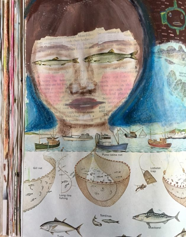 Grace Mendez Altered Book Journal
