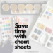 Grace Mendez Cheat Sheet