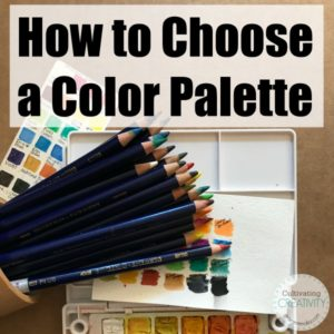 How to Choose a Palette and Speed Up Your Art Making