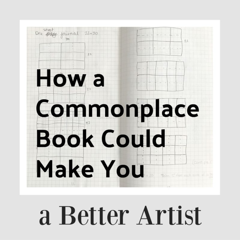 Grace Mendez Commonplace Book