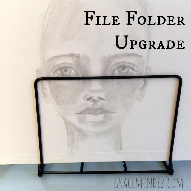 Grace Mendez File Folder Upgrade