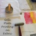 Grace Mendez Gelli Arts Printing Tutorial