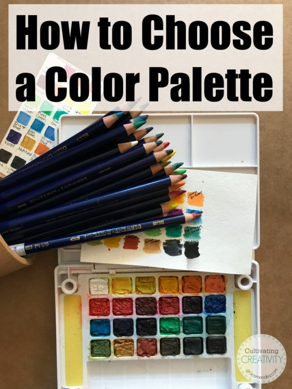 Grace Mendez How to Choose a Color Palette