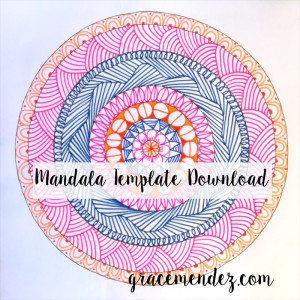 Mandala Monday Download