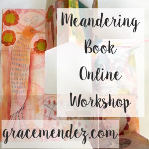 Meandering Book Online Workshop