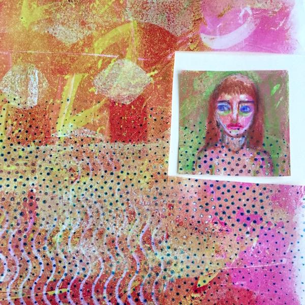 Grace Mendez Mini Canvas Deli Paper