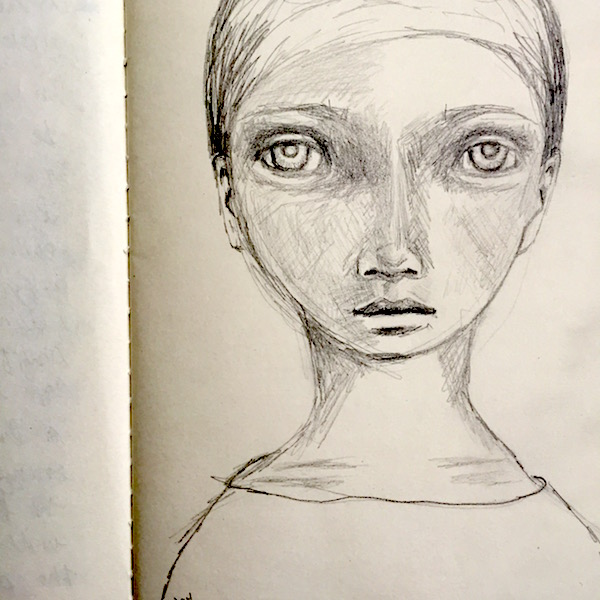 Grace Mendez Moleskine Notebook