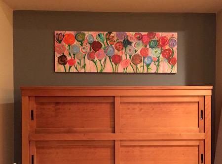 Grace Mendez Painted Blossoms 07