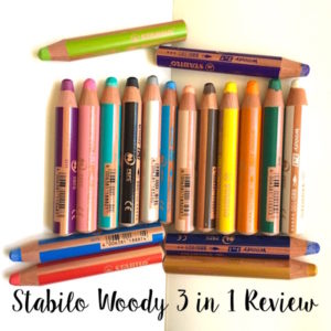 Stabilo Woody 3 in 1 Review