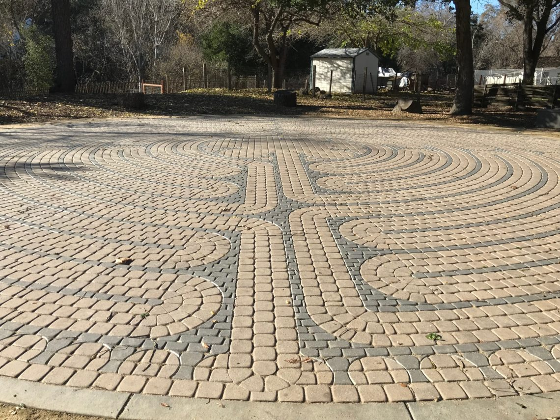 Grace Mendez Hap Magee Ranch Park Labyrinth