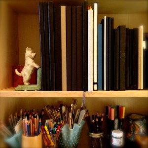 Hardcover Sketchbooks Overview