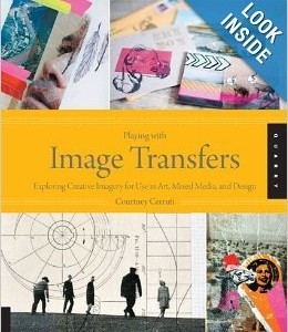 Solvent Transfer Tutorial in an Art Journal