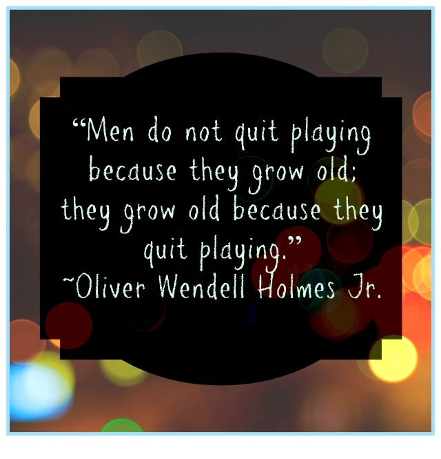 Play Quote by Oliver Wendell Holmes Jr