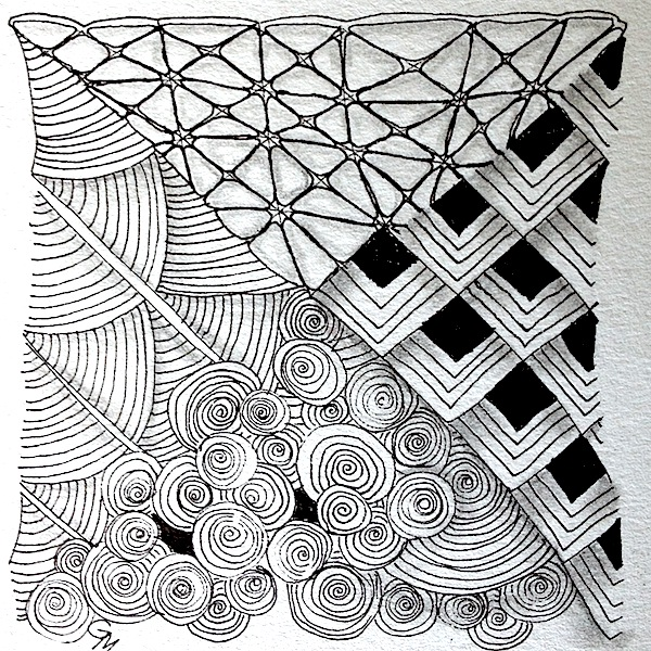 Beyond the Basics Zentangle Workshop
