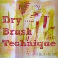 Dry Brush Technique by Grace Mendez