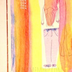Peek Into My Moleskine Art Journal for Ideas