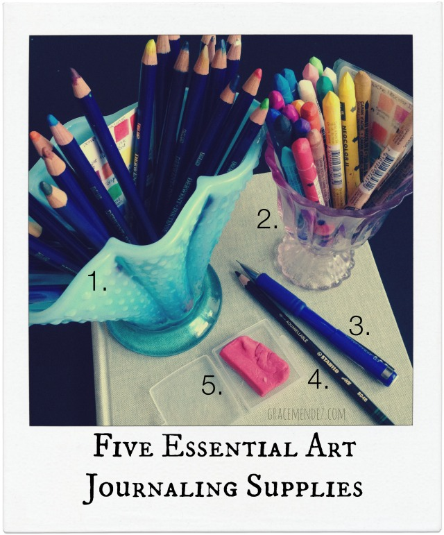 Essential Art Journaling Supplies