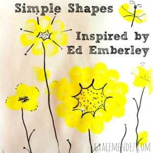 Inspiration from Ed Emberley