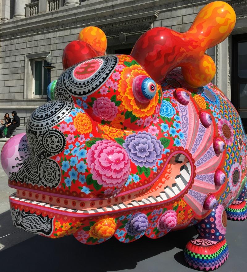 Grace Mendez Asian Art Museum of San Francisco
