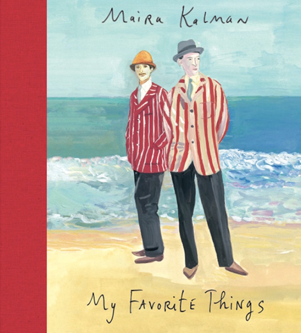 Grace Mendez My Favorite Things Maira Kalman