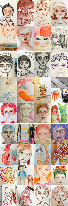 Grace Mendez Postcards