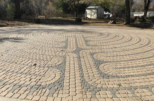 Grace Mendez Hap Magee Ranch Park Labyrinth