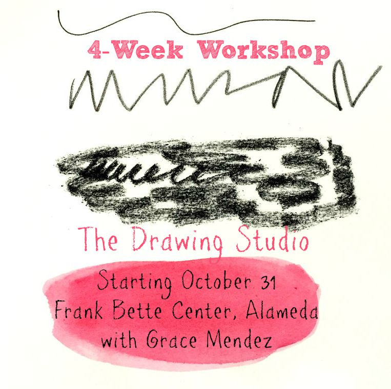 The Drawing Studio Grace Mendez